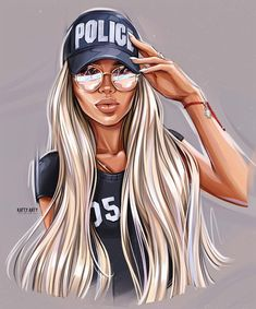 Illustration Artists, Digital Illustration, Fashion Images, Fashion Art, Casual Summer Outfits For Teens, Lashes Logo, Free Phone Wallpaper, Material Girls, Portrait