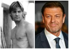 Cast of Games of Thrones: Then and Now   CBNewser #Sean Bean