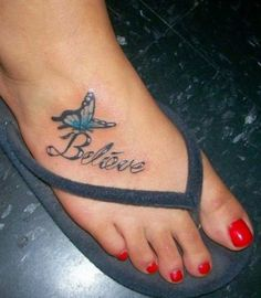 """Like the butterfly and placement, with """"have courage and be kind"""""""