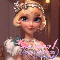 Cartoon Eyes, Cartoon Girl Drawing, Girl Cartoon, Cartoon Art, Character Design Girl, Character Art, Black Wall Stickers, Blonde Anime Girl, Royal Art
