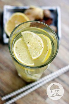 Feed Me Better: Pyszny napój na przeziębienie i odporność.