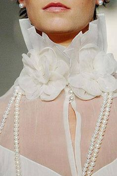 Chanel detail. Dreamy!