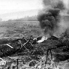 German stormtroopers train in Sedan, May 1917.