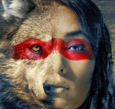 White Wolf: The story of the Lost Wife - Native American Legends