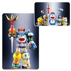 Doraemon Ultimate Combining SF Robot For The Anime Fan