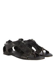 Kai Zip Sandal, Women, Footwear, AllSaints Spitalfields