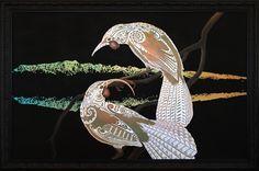Aroha mai, aroha atu | Sofia Minson Oil Painting | New Zealand Artwork