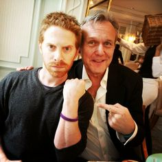 Oz & Giles!