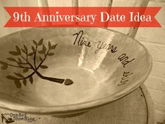 Happy 9th Wedding Anniversary! | 9th Anniversary Gift Ideas ...