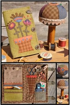 awesome needlecase pattern from anni downs!  *anni downs pattern, $15.40