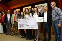 AgroTEK é a grande vencedora do Desafio Unicamp 2015, composta pelas alunas Maria Eduarda Moraes e Fernanda Bergamim da FEAGRI, com a mentoria acadêmica da Profa. Dra. Juliana Fracarolli