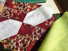 asimplelife Quilts: hum Acabamento bonito!