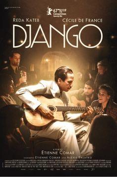 Django Reinhardt né à Liberchies (B)