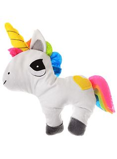 Huggable Heated Unicorn at PLASTICLAND
