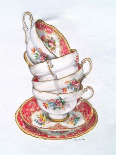 Some Home Truths: When Home is... the Art of Afternoon Tea