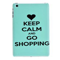 Bevare+roen+og+Go+Shopping+Mønster+Hard+Case+til+iPad+mini+–+DKK+kr.+64