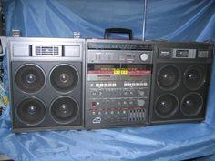 Panasonic National RX-A5