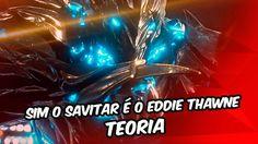 The Flash - Sim o Savitar é o Eddie Thawne - Teoria https://youtu.be/X3E0IijVfj8