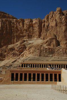Hatshepsut Temple at Deir el Bahri
