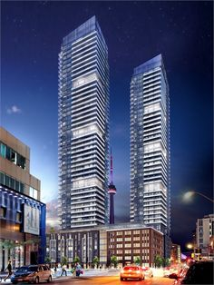 King Blue Condos: currently in preconstruction at 355 King St W in #Toronto #KingWest #DowntownLiving