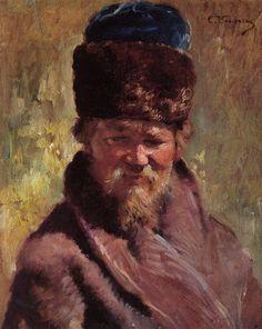 Ямщик. 1900-е годы