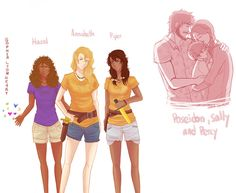 Image from http://th08.deviantart.net/fs70/PRE/i/2014/303/8/e/hazel__annabeth__piper_and_poseidon_s_family_by_sophia_lionheart-d84q6sv.jpg.