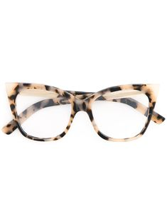 efac8e98f3f Pared Eyewear Cat   Mouse glasses Brown Glasses