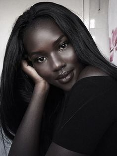 Post: You can be sexy and feel good in your skin, no.: You can be sexy and feel good in your skin, no matter what… Beautiful Dark Skinned Women, My Black Is Beautiful, Dark Skin Girls, Dark Skin Beauty, Ebony Beauty, African Beauty, Brown Skin, Black Girls, Beauty Women