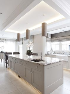 1580 Best Grey And White Kitchens Images In 2019 Modern