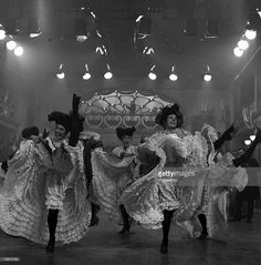 125 Years Since The Moulin Rouge Opened In Paris | Getty Images