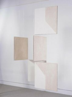 Hélio Oiticica - Bilateral Equali, 1959.