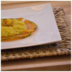 Le ricette del bimby e....molte altre! *CRI*: RISOTTO ALLA ZUCCA MANTECATO ALLA SCAMORZA AFFUMICATA ( Bimby)