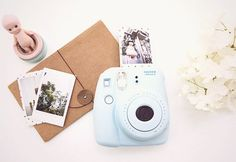 girl using an instax - Google Search