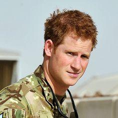 Brytyjski książę Harry, kończy karierę pilota helikopterów
