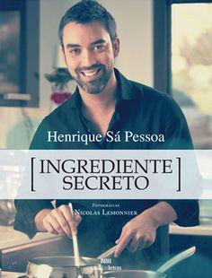 Ingrediente Secreto de Henrique Sá Pessoa, book