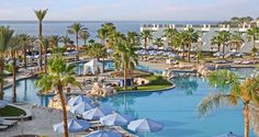 Hilton Sharm Waterfalls Resort - Outdoor Pool