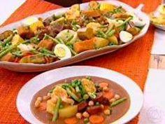 Cozido Espanhol - Foto de Mais Você na TV