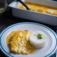 Mashed Potatoes, Grains, Rice, Eggs, Breakfast, Ethnic Recipes, Food, Whipped Potatoes, Morning Coffee