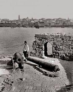 عكا، فلسطين ١٩٠٠-١٩٢٠ Acre, Palestine 1900-1920 Acre, Palestina 1900-1920