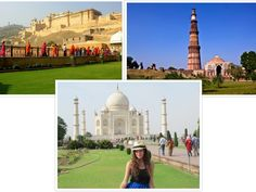 The 5 Nights and 6 Days Golden Triangle is recommended if you plan to cover the mural  cities of Agra, Delhi and Jaipur. Book this tour here http://tinyurl.com/ndgq9hy