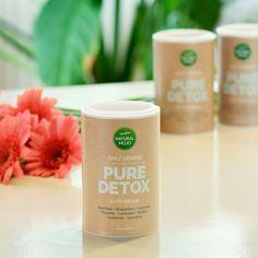 Daily Greens - Pure Detox - Naturalmojo.fr