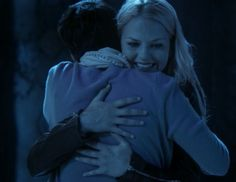 Snow and Emma...mother and daughter <3 <3 <3
