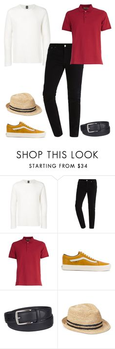 """""""Fancy Casual Outfit #6"""" by riley-is-spiderman ❤ liked on Polyvore featuring Eleventy, Burberry, Vans, Columbia, Gap, men's fashion and menswear"""