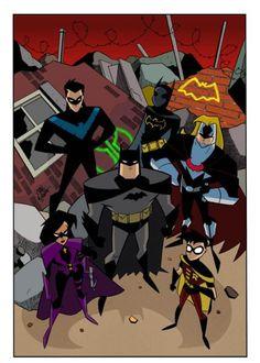 38 Best The Batman Family images in 2013 | Batman family