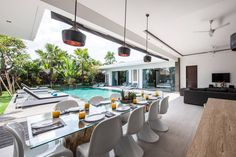 Check out this awesome listing on Airbnb: 4BR & Private Pool Luxury Villa 5min to Seminyak - Villas for Rent in Kuta Utara