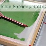 Screen Printing 101 - Photo Emulsion Tutorial