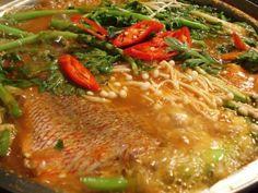 Spicy fish soup / 매운탕 / Maeuntang (or maeun-tang)
