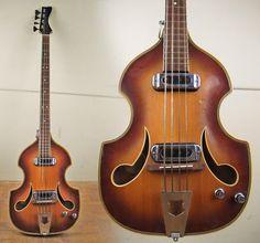 Guitar Blog: Herbert Todt / Pergold violin bass
