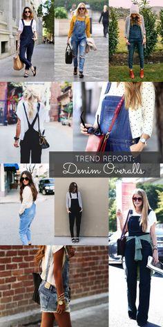 Trend report: denim