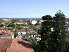 Santa Barbara Courthouse, CA #SantaBarbaraCourthouse #SantaBarbara #California #USA